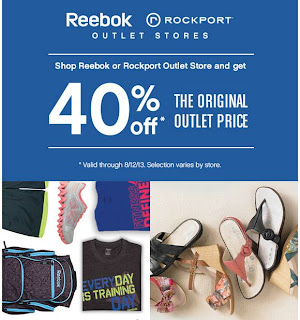 reebok in store coupon code