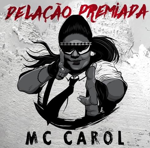 """MC CAROL lança rap no qual diz: """"Na televisão a verdade não importa, é negro favelado então tava de pistola"""""""