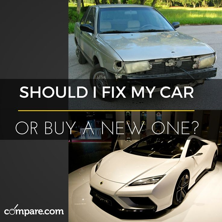 Bruce\'s Journal: Fixing the Old Car or Buying a Newer One