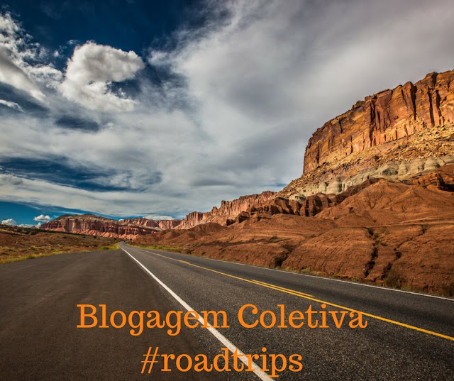 Blogagem coletiva sobre Road trip