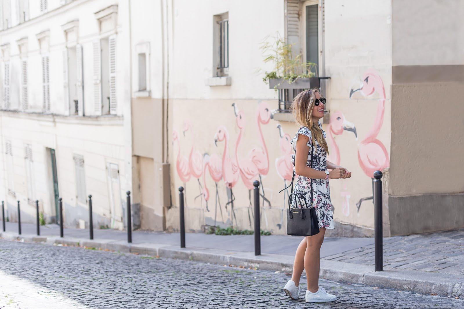Visiter Paris balade à Montmartre