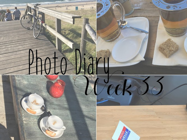 Photo Diary - Week 33