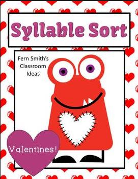 http://www.teacherspayteachers.com/Product/Syllable-Sort-Valentines-Day-Themed-Center-Game-for-Common-Core-740828