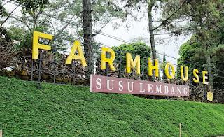 Farmhouse Susu Lembang Harga Tiket & Alamat - Wisata Bandung
