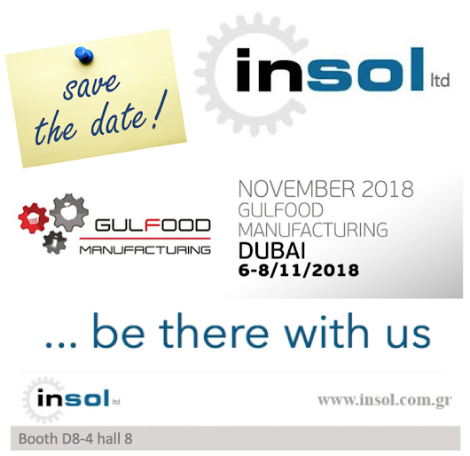 Gulfood Manufacturing 2018 in Dubai