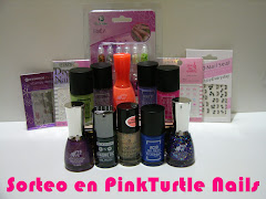 Sorteo PinkTurtle Nails