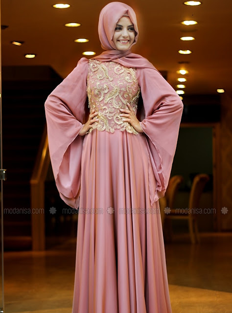 Model Baju Muslimah Modern Terbaru