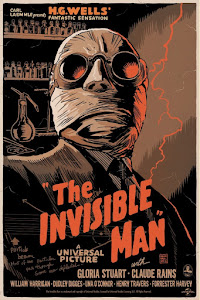The Invisible Man Poster