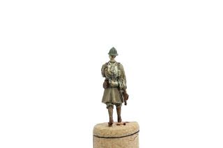 Galerie photos des figurines de l'infanterie française de Gaso.line au 1/48.
