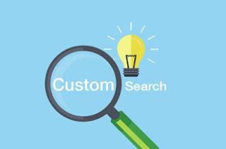 Kotak Pencarian (Search Box) Keren untuk Sidebar Blogger