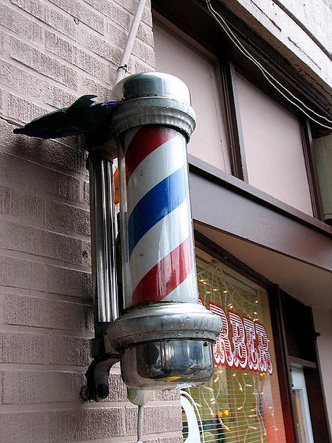 Barber Girl Photos Antique Barber Poles For Sale