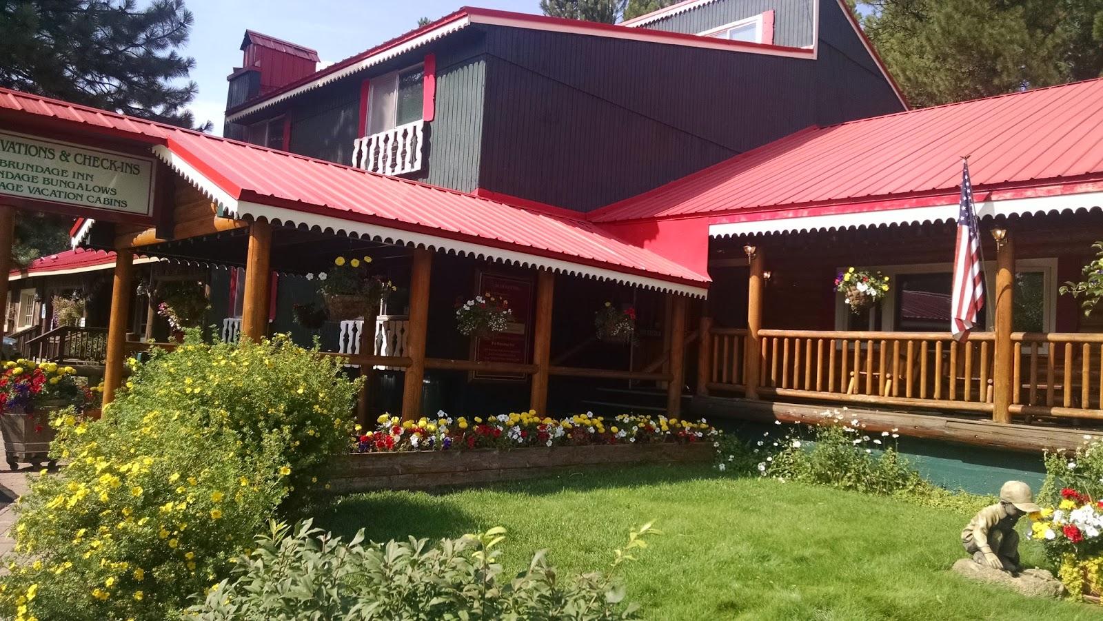 The Epicurean Explorer: The Brundage Inn...McCall, Idaho