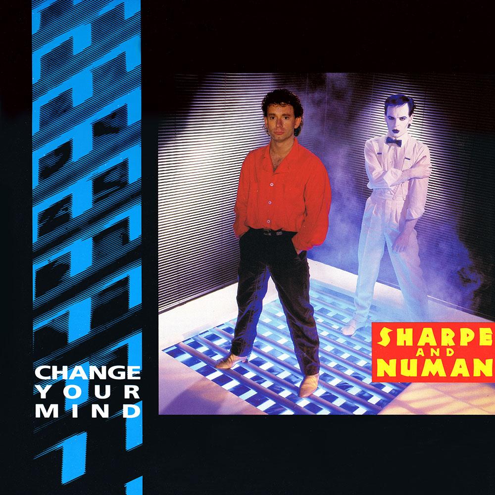 Sharpe and Numan Sharpe + Numan Voices