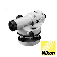 JUAL ALAT SURVEY AUTOMATIC LEVEL NIKON AX-2S SAMARINDA