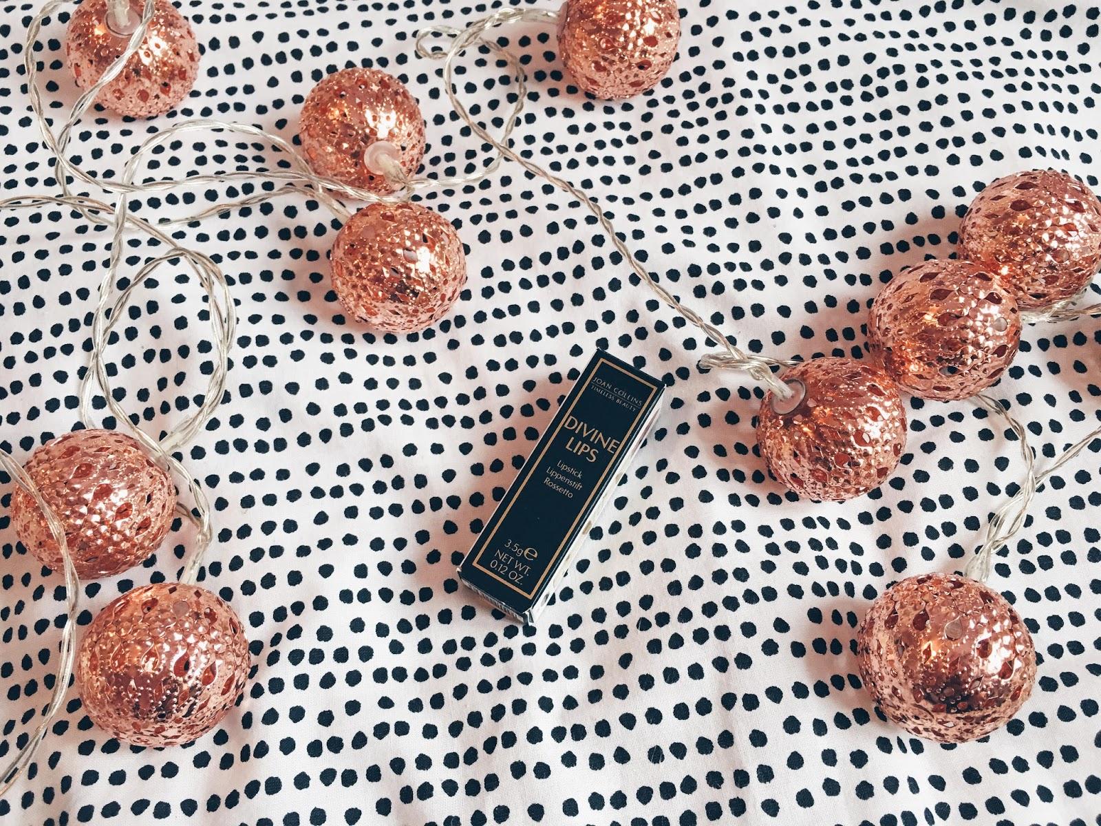 Joan Collins Divine Lips Lipstick