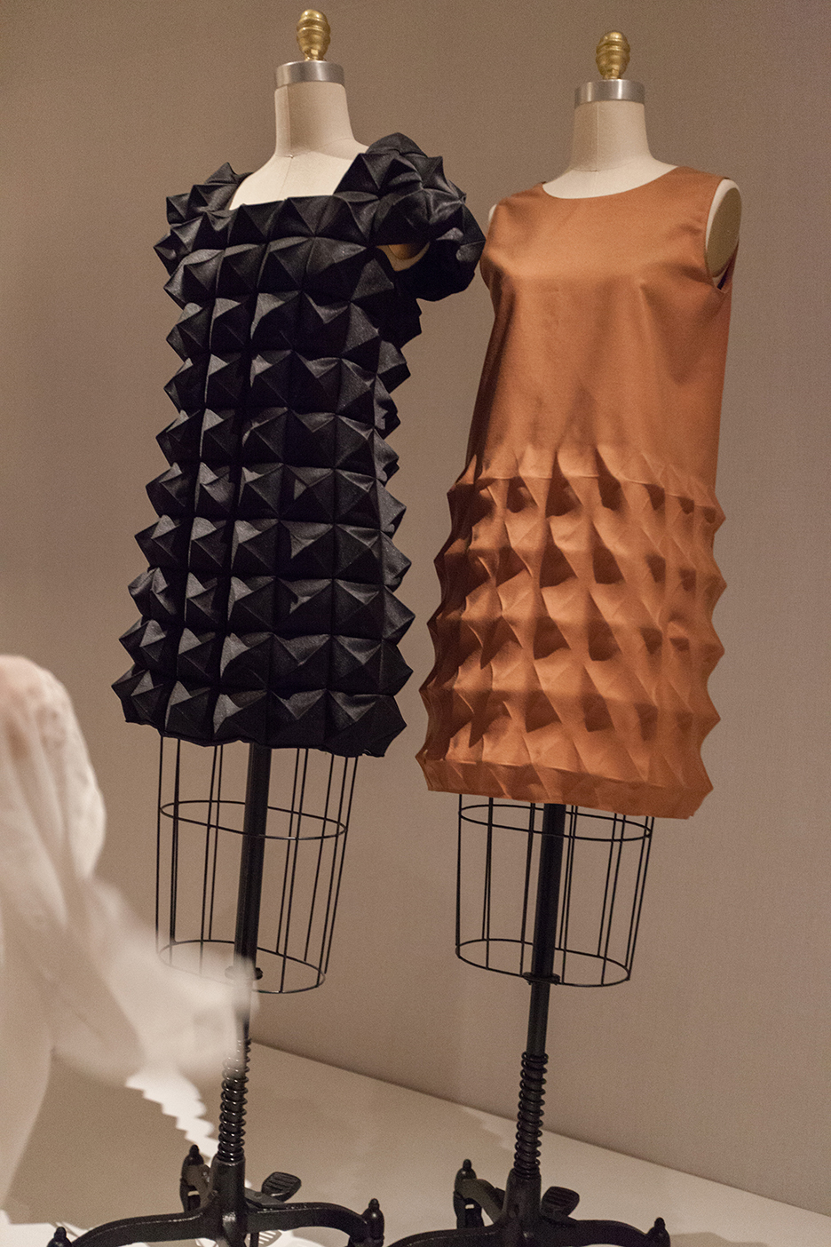 1968 Egg Carton Dress