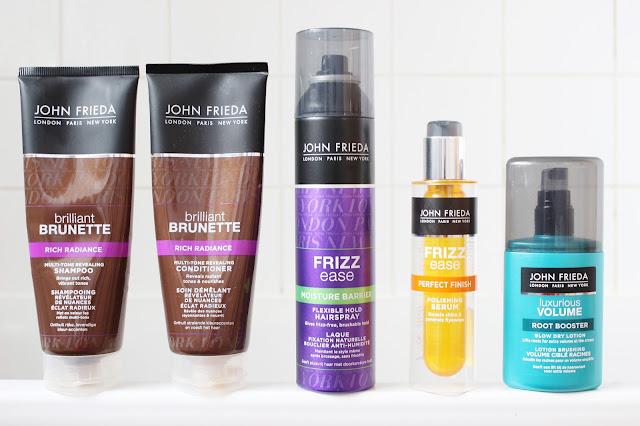 Brand Focus: John Frieda