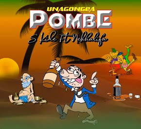 Download Audio | S Kide ft Baba Necka - Pombe