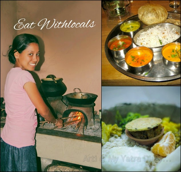 Eat Withlocals - Travel tip in India