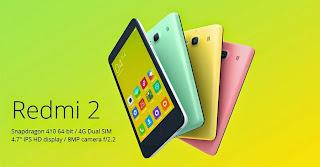 Xiaomi Redmi 2 4G Android Murah