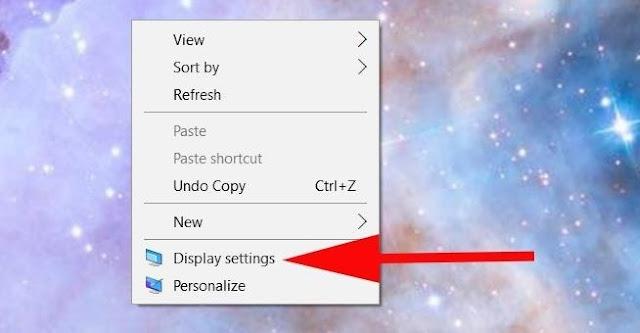 Cara Merubah Ukuran Font di Windows 10 - 2