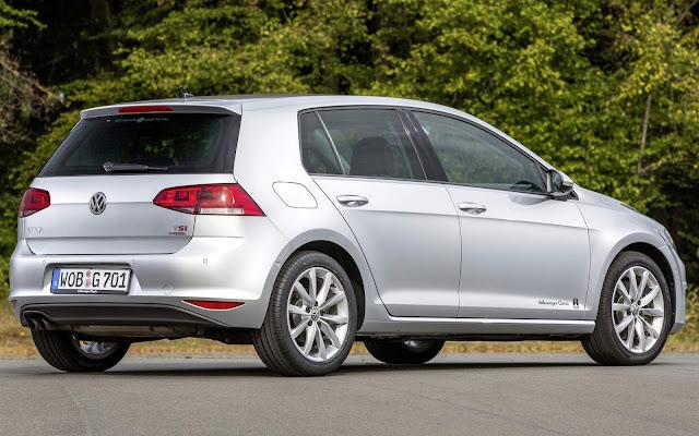 VW Golf - carro mais vendido da Suécia