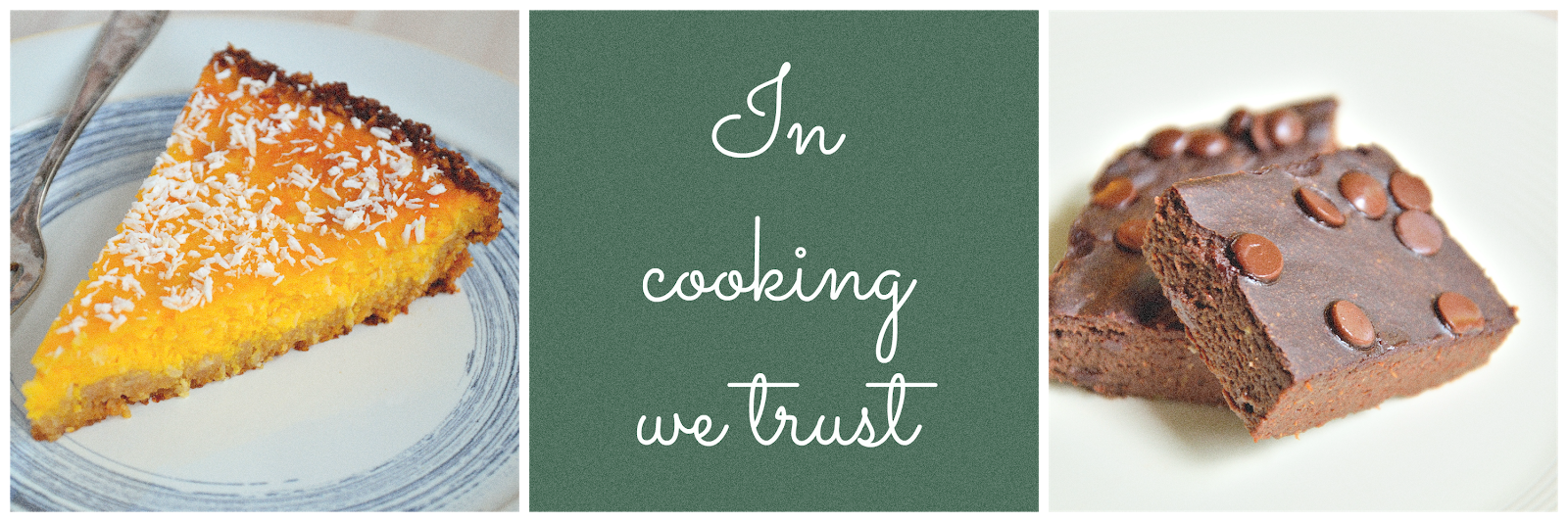 In cooking we trust
