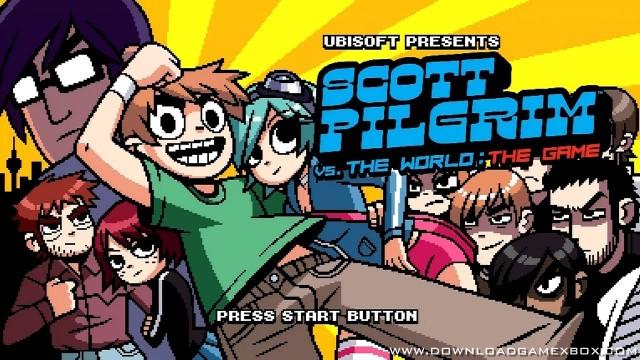 scott pilgrim vs the world xbox 360 iso download
