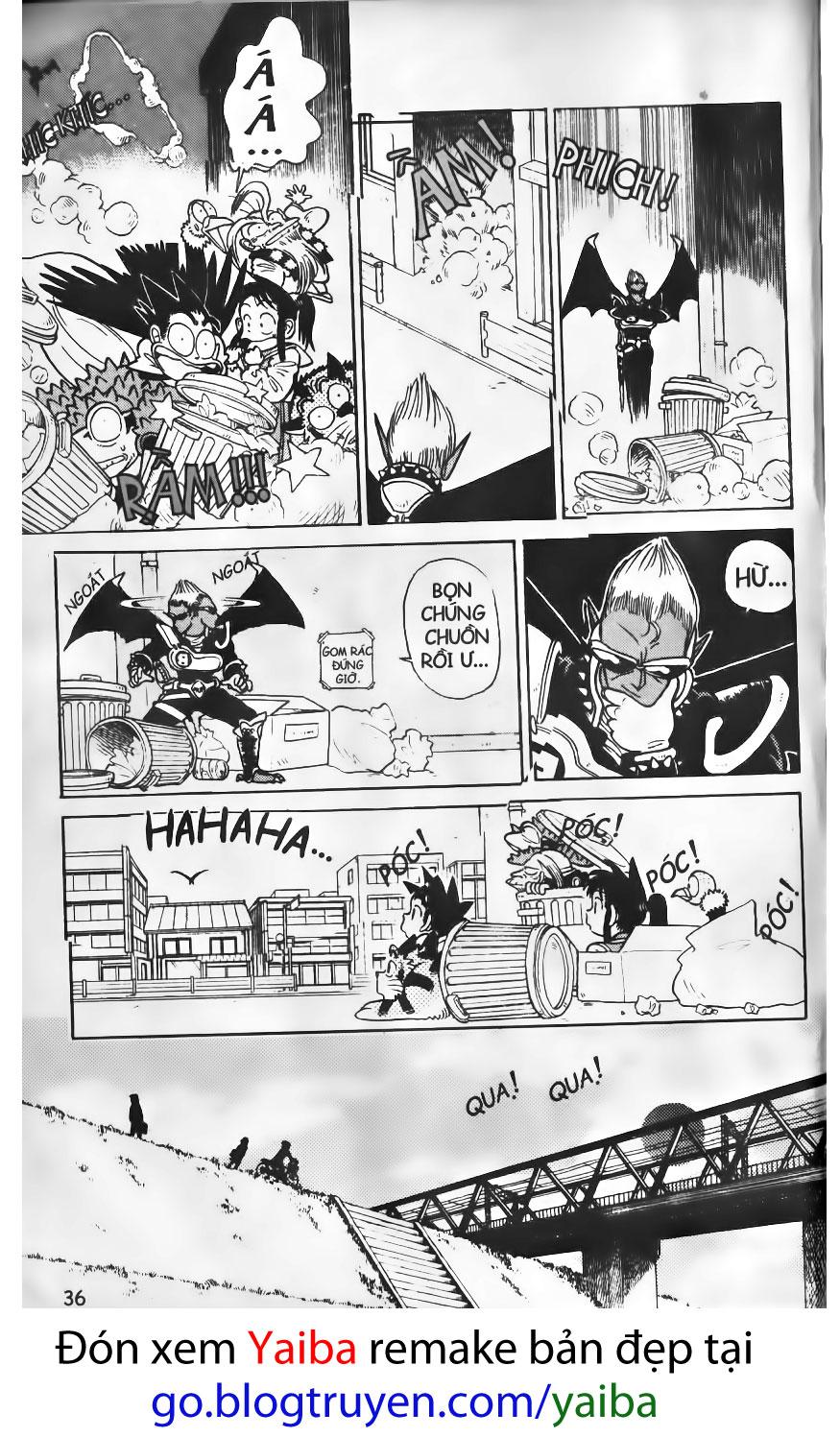 Yaiba chap 31 trang 15