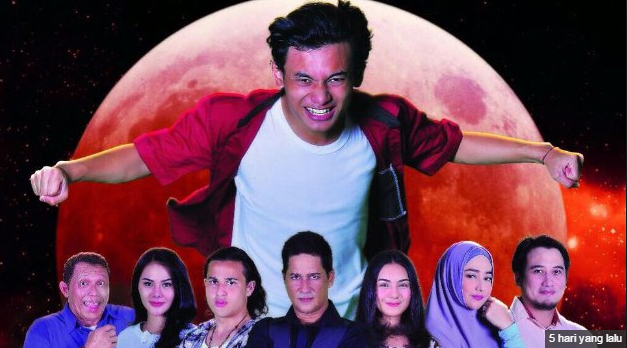 Lagu Ost Gerhana Bulan Merah SCTV Mp3 Terbaru