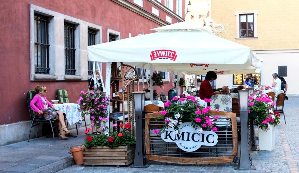 Kmicic, Warsaw, Poland