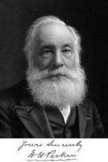 Sir William Henry Perkin [google]