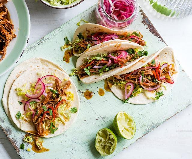 Slоw Cooker Pullеd Pork Tacos Rесіре