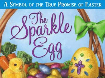 Celebrate Easter with 'The Sparkle Egg' by Jill Hardie {A Review & Giveaway}