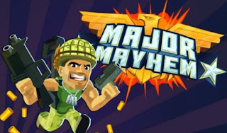 Major Mayhem Mod Apk download