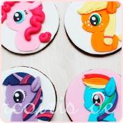 Galletas Pequeño Pony