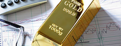 Gold prices hit a two-week high