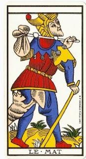 El Loco- Arcano XXII- El Tarot de Marsella