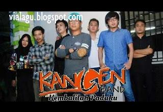 Download Lagu Lagu Terbaru Kangen Band Kembalilah Padaku