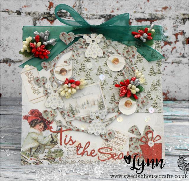 Joyous Winterdays | By Lynn