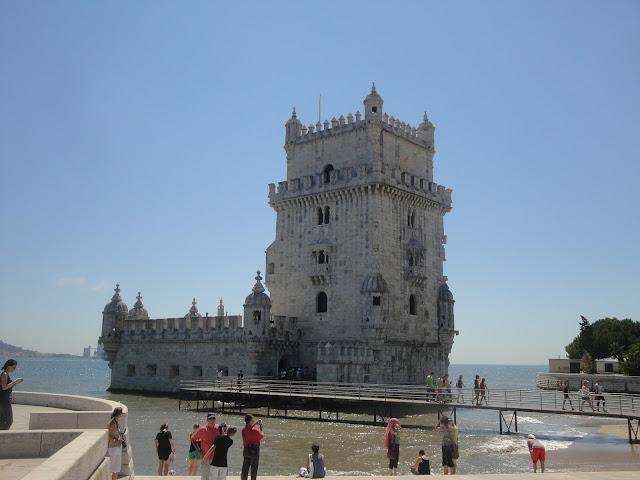 Torre de Belém - Lisboa - Tejo - Portugal