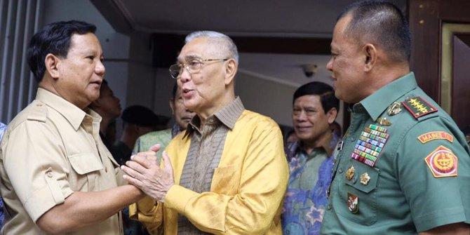 Posisi Jokowi rawan, Gerindra yakin Prabowo jadi presiden