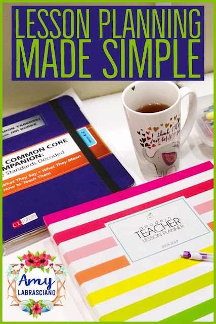 Click here to find ideas and strategies for making lesson planning simple.  You'll see how to break down the process from a yearly outline to a daily lesson plan.  Resources and ideas for making your busy life less hectic when it comes to lesson planning are included.  There is even a year's worth of 2nd grade lesson outlines included for free.  {lesson plans, lesson outlines, 2nd, 3rd, homeschool, second, third}