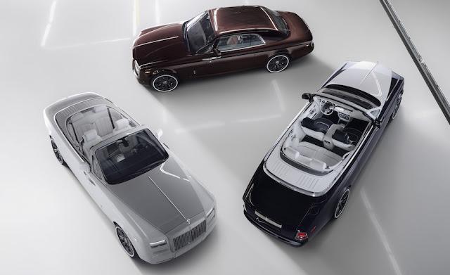 ロールスロイス、超豪華なファントム・クーペの最終限定車「ゼニス・コレクション」を発表。