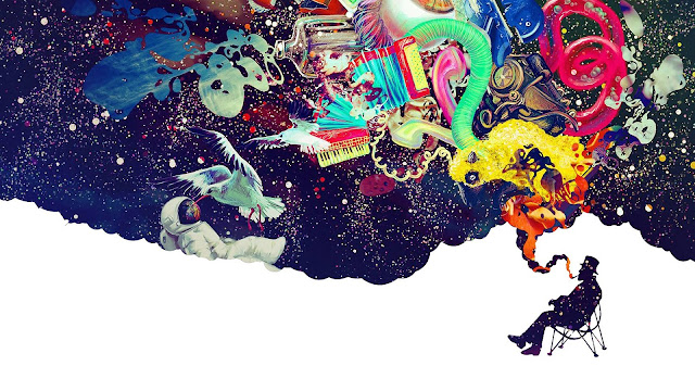 http://revelwallpapers.net/w/aBLWzcajTDGoB7jRCX3ufZ/imaginary-foundation-astronauts-colors-creativity-dreams-wallpapers.html