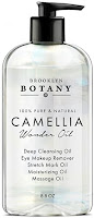 Camellia Deep Cleansing Oil, beauty products, skin cleanser