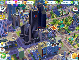 City Mania Town Building Mod Apk v1.0.1c (Unlimited Money)