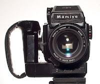 Fotocamera Medio Formato Analogica