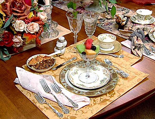 Slave Journeys: Essential Slave Skills: Formal Dining