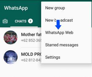 Cloning Cara Hack Sadap WhatsApp Tanpa Aplikasi/Software
